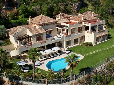 Villa Gonzalez, Luxury Villa for Rent in El Madronal, Marbella