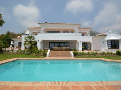 Villa Brell, Luxury Villa for Rent in Golden Mile, Marbella