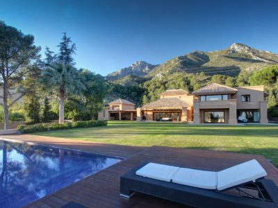 Villa Dominguez, Luxury Villa for Rent in Golden Mile, Marbella