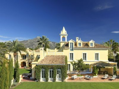 Villa Ramires, Luxury Villa to Rent in Nueva Andalucia, Marbella