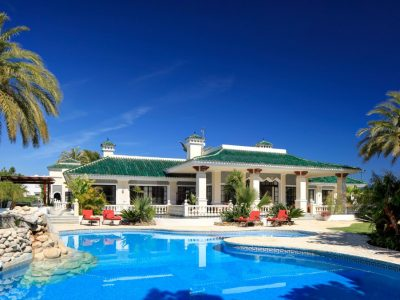 Villa Juanes, Luxury Villa for Rent in Nueva Andalucia, Marbella