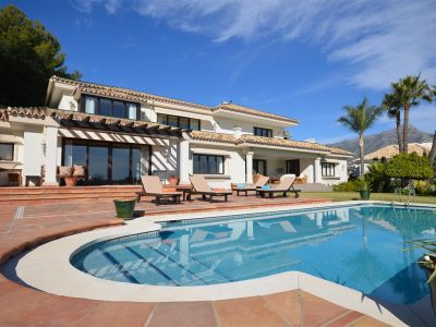 Villa Caro, Luxury Villa to rent in Nueva Andalucia, Marbella