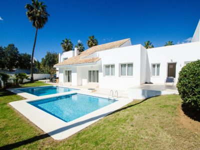 Villa Orrente, Luxury Villa for Rent in Puerto Banus, Marbella