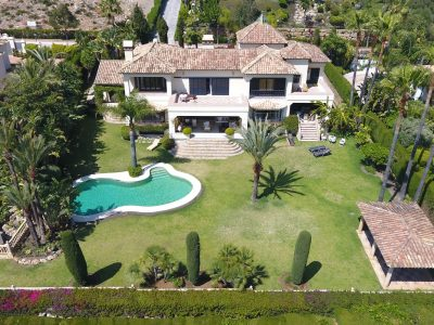 Villa Maella, Luxury Villa for Rent in Sierra Blanca, Marbella