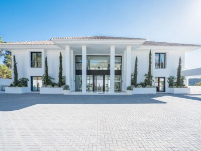 Luxury Ultra Modern Villa in Stunning Location, La Zagaleta