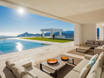 Brand-new mansion with panoramic views in La Zagaleta 05