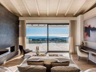 Brand-new mansion with panoramic views in La Zagaleta 09