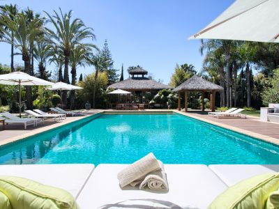 Spectacular Beachfront Property in Guadalmina Baja