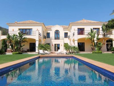 Immaculate Villa with Superb Golf Views in La Zagaleta, Marbella
