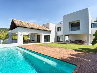 Modern Private Villa, Los Arqueros Golf Resort, Marbella