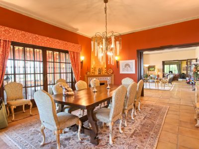 14 formal dining room