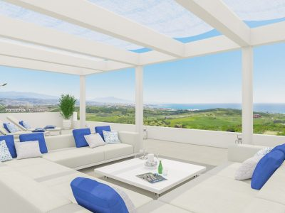 3 Bedroom Apartment in a prestigious urbanisation, Estepona