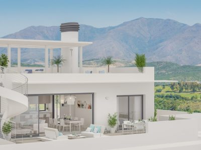 Luxury Penthouse in one of the best Golf resorts, Estepona