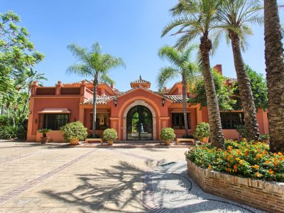Superb Private Villa with Spectacular Views, La Zagaleta, Marbella