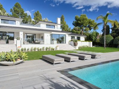 Newly Renovated Villa with Stunning Sea Views, Hacienda Las Chapas, Marbella