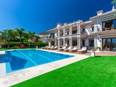 Villa Colomer, Luxury Villa for Rent in Golden Mile, Marbella