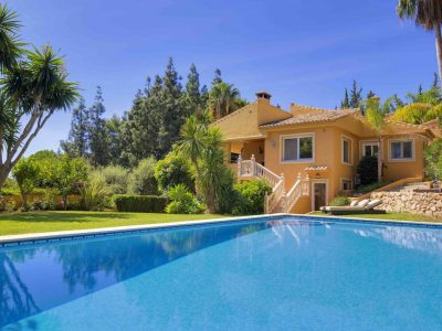 Villa Nunez, Luxury Villa for Rent in Golden Mile, Marbella