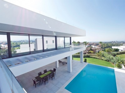 Exceptional Villa with Panoramic Views, Benahavis, Marbella