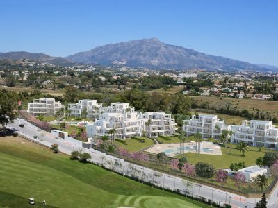 Contemporary 2 Bed Penthouse in a Luxury Development, Estepona, Marbella