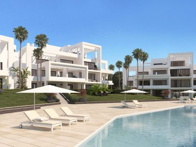 Luxury New Build Duplex Penthouse with Golf Views, Estepona, Marbella
