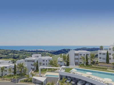 3 Bed Penthouse with Solarium & Breathtaking Views, Estepona, Marbella