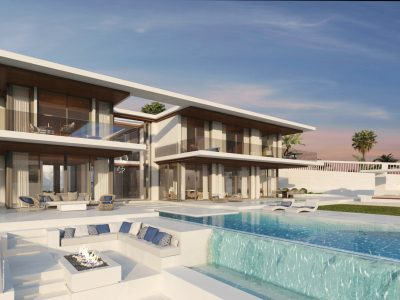 Luxury Contemporary Villa with Panoramic Sea Views, La Alqueria