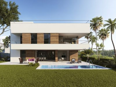 Fully Customisable Villa in El Campanario Club, Marbella