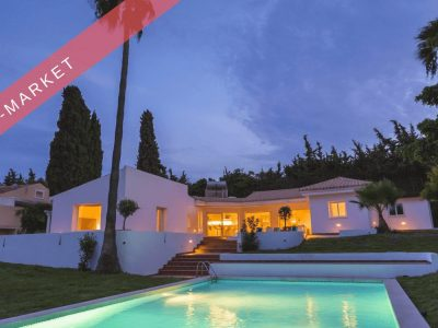 Finca Style Villa in a Very Quite and Private Urbanization in Estepona