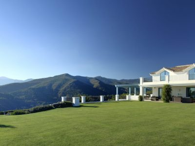 Luxurious Villa with Panoramic Views, Benahavis, Marbella