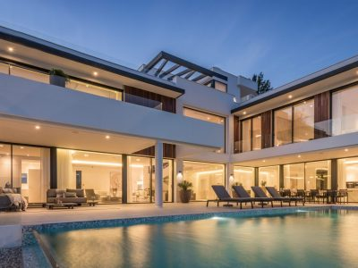 Luxurious Contemporary Villa with Breathtaking Views, Benahavis, Marbella