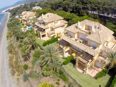 Luxury Beachfront 3 Bed Apartment, Rio Real Playa, Marbella