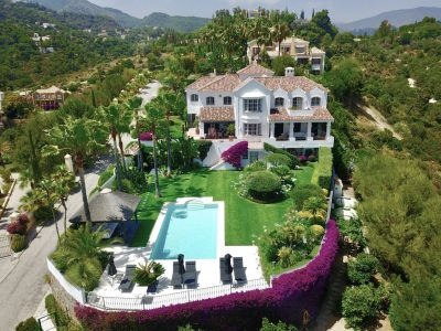 Fantastic 4 Bed Villa with Stunning Sea Views, El Madronal,  Marbella