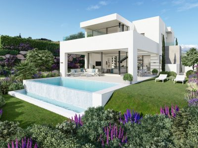 Off-Plan Luxury Modern Villa in Estepona, Marbella