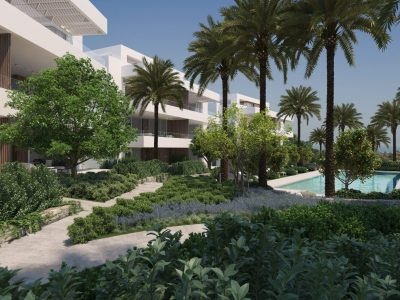 Contemporary Style 2 Bed Apartment, Benahavis, Marbella