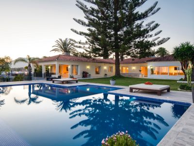 Luxury Modern Villa with Stunning Sea Views, Elviria, Marbella