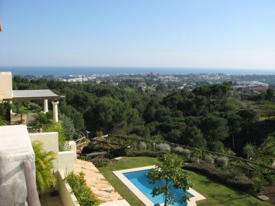 Luxury Penthouse with Sea Views, Nueva Andalucia, Marbella