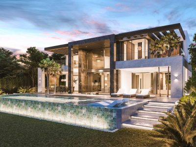 Unique Contemporary Villa, Bel-Air, Marbella