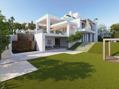 Luxury 8 Bed Turn Key Villa with Sea Views, Los Flamingos, Marbella