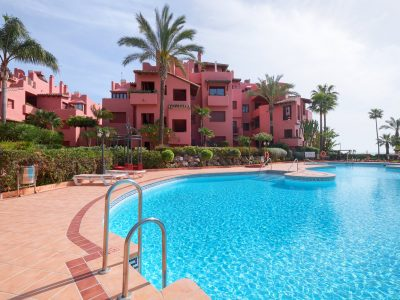 Spacious 3 Bedroom Apartment in New Golden Mile, Marbella
