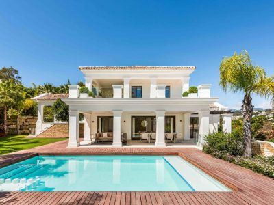 Magnificent Luxury Villa in Las Brisas, Marbella