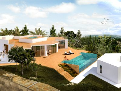 Spectaculaire Modern Style Villa in Golden Mile, Marbella