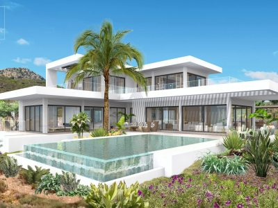 Luxurious Contemporary Design Villa in Benahavis, Marbella