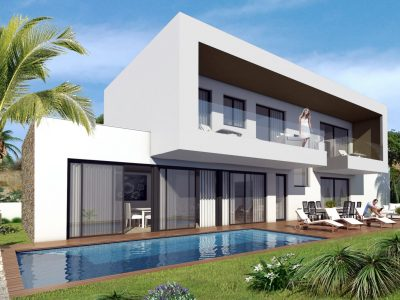 South Facing Contemporary Design Villa in La Cala Golf, Marbella