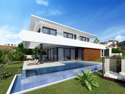 Superb Villa in Front Line, La Cala Golf, Marbella