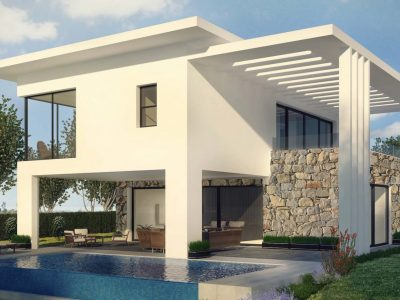 Stunning Contemporary Villa in La Cala Golf, Marbella East