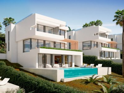 Luxury Design Villas in a Beautiful Spot  in La Cala Golf Resort, Marbella