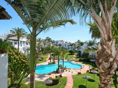 Fully Renovated 3 Bedroom Duplex Penthouse, New Golden Mile, Estepona