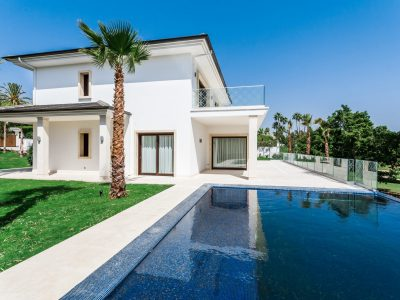 Stunning New Villa in the Golf Valley in Nueva Andalucia, Marbella