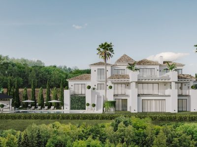 Sophisticated villa with mesmerising views in La Zagaleta, Marbella