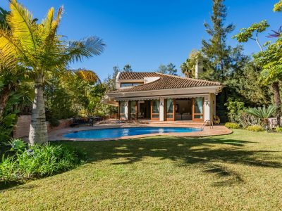 Wonderfull Villa in the Prestigious Golf Club in Benahavis, Marbella